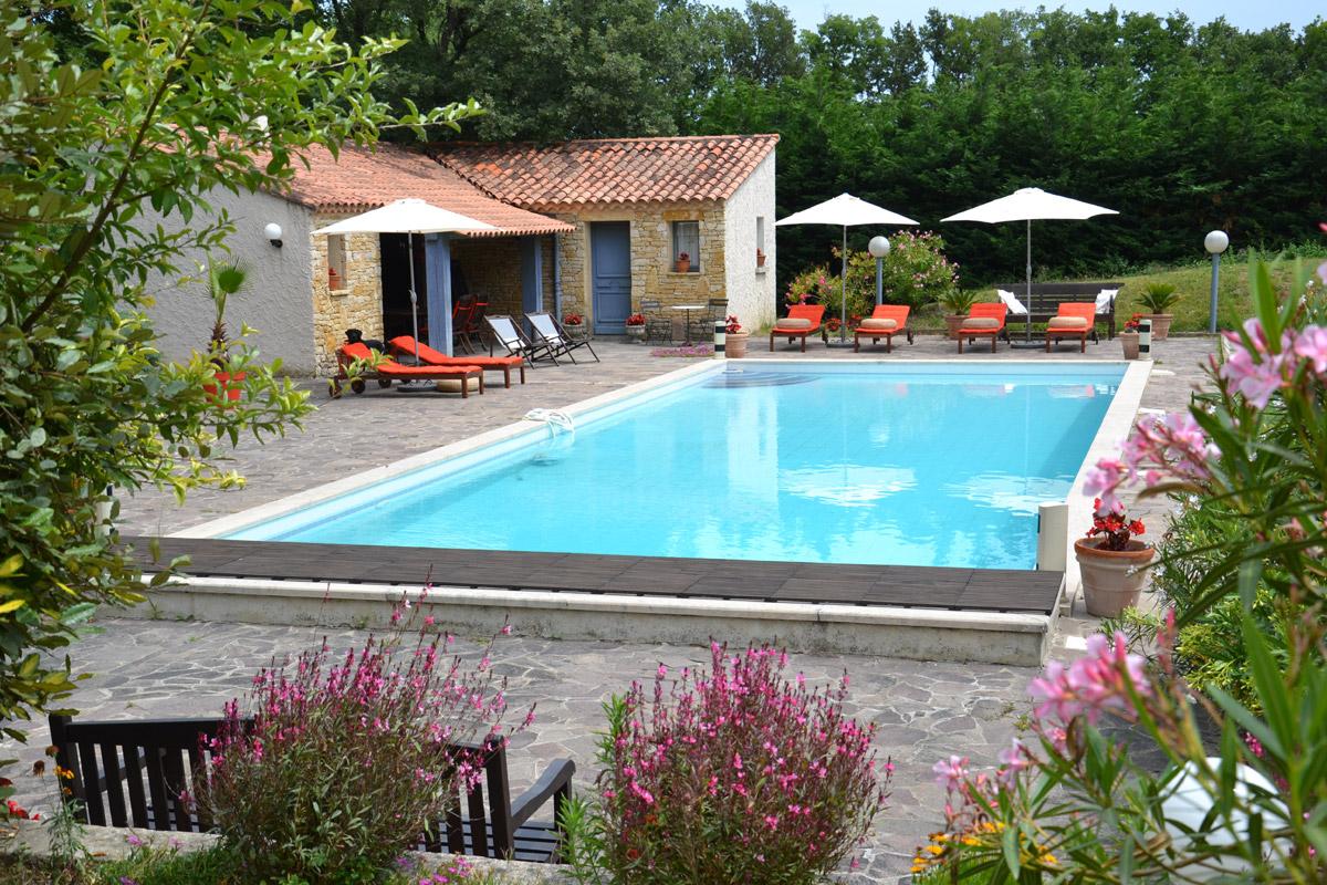 Chambres Du0027hôtes En Drôme Provençale : La Devinière. A7 : Sortie Montélimar  Sud